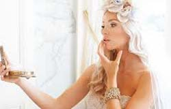 bruidskapper bruidsmake-up