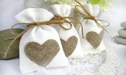 Manden voor huwelijksbedankjes