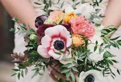 Bloemisten voor bruidswerk