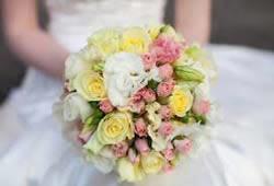 Bloemen voor bruiloft