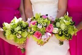 Bruidsboeket en meer