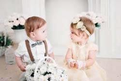 Belle bruidsmode
