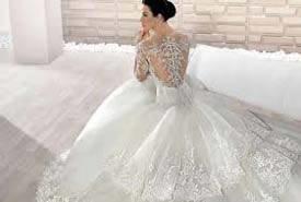 Bruidsmode van Oss