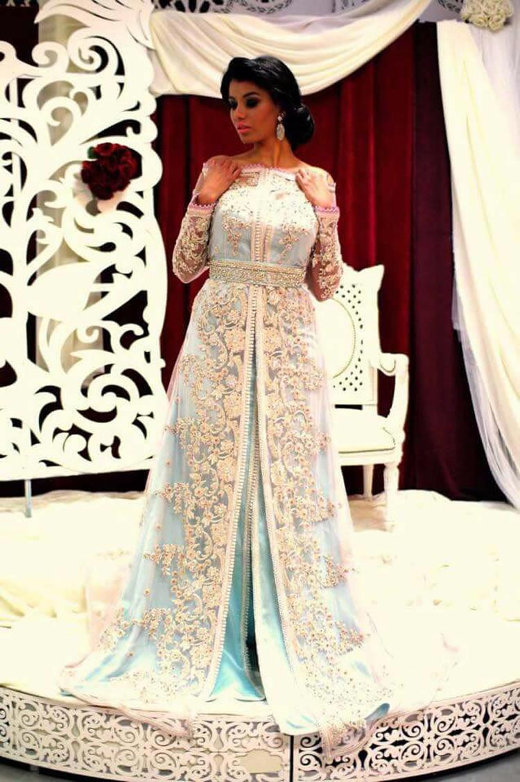 Marokkaanse En Arabische Bruidskleding Zoek Hier Adressen