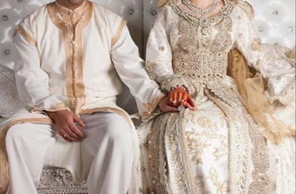 Marokkaanse bruidegom