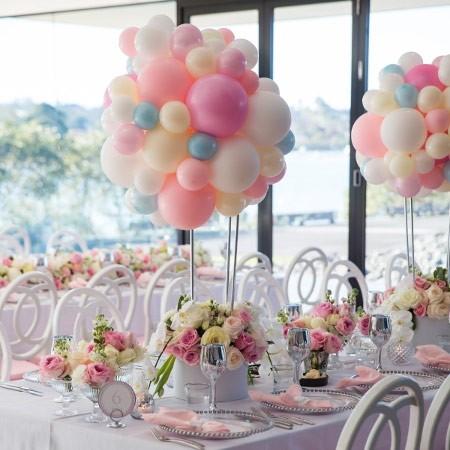 Ballonnen op je trouwdag