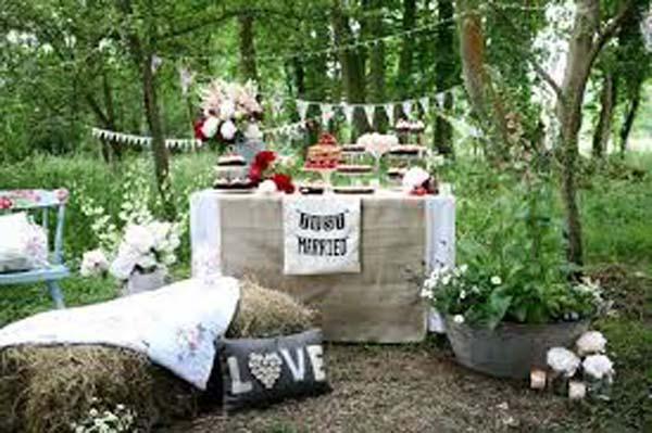 Festival-bruiloft-decoratie