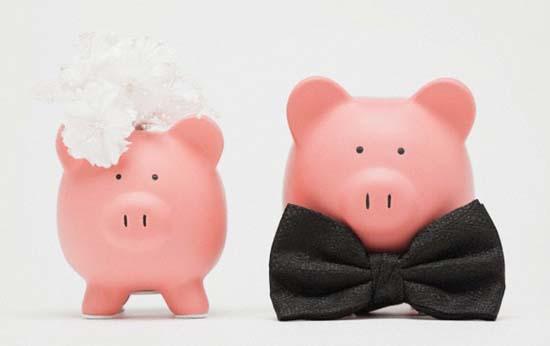 Trouwen 5 romantische besparingstips