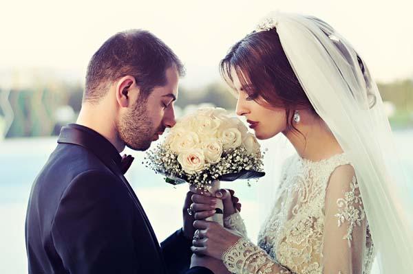 Een perfecte bruiloft