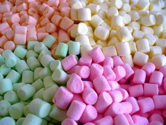Marshmallows mini bruidstaart