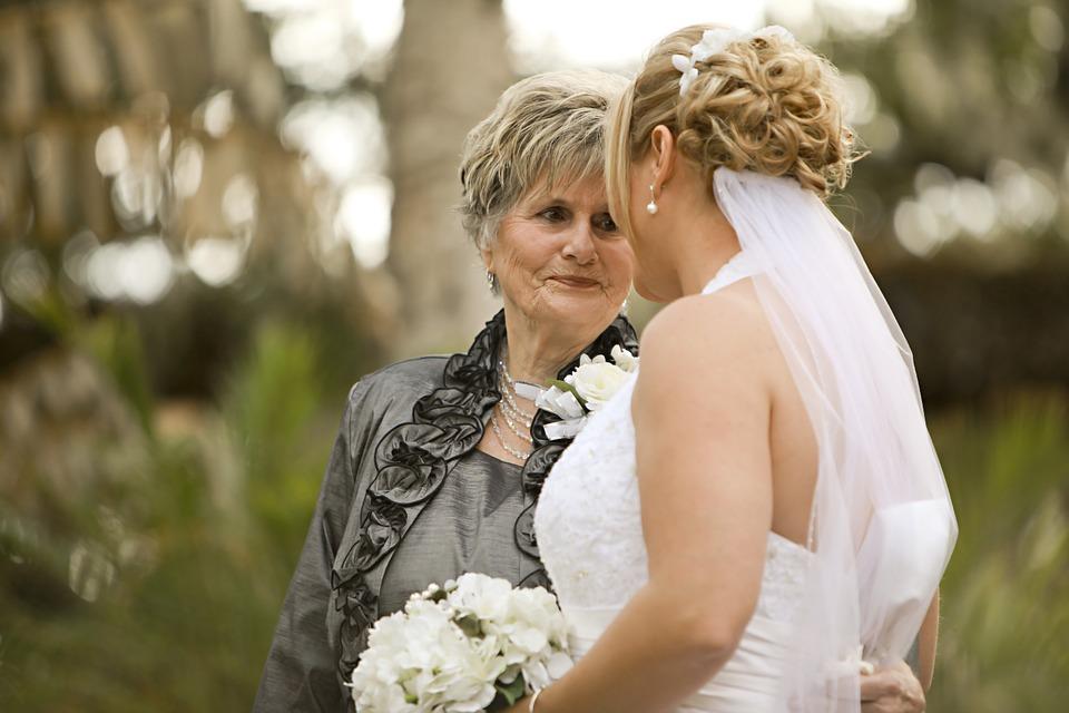 Moeder van de bruid taken