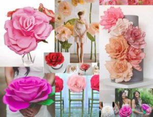 éën bloem als bruidsboeket