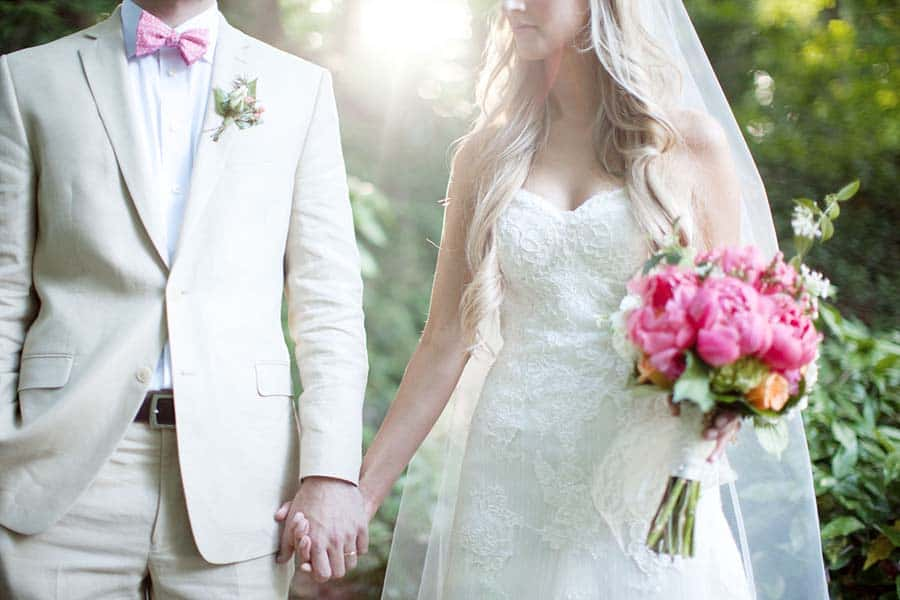 Trouwpak dragen na de bruiloft