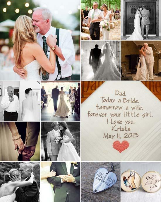 Tips vader van de bruid trouwdag
