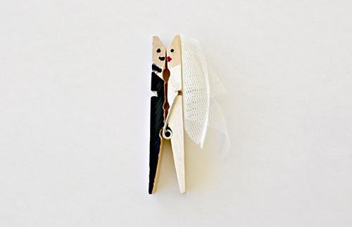 Wasknijpers decoratie voor je bruiloft