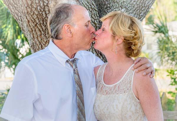 Ouders bruidspaar