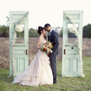 Bruiloft thema Mint