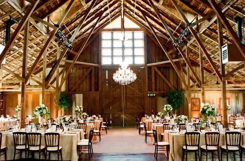 Tips voor een rustieke bruiloft