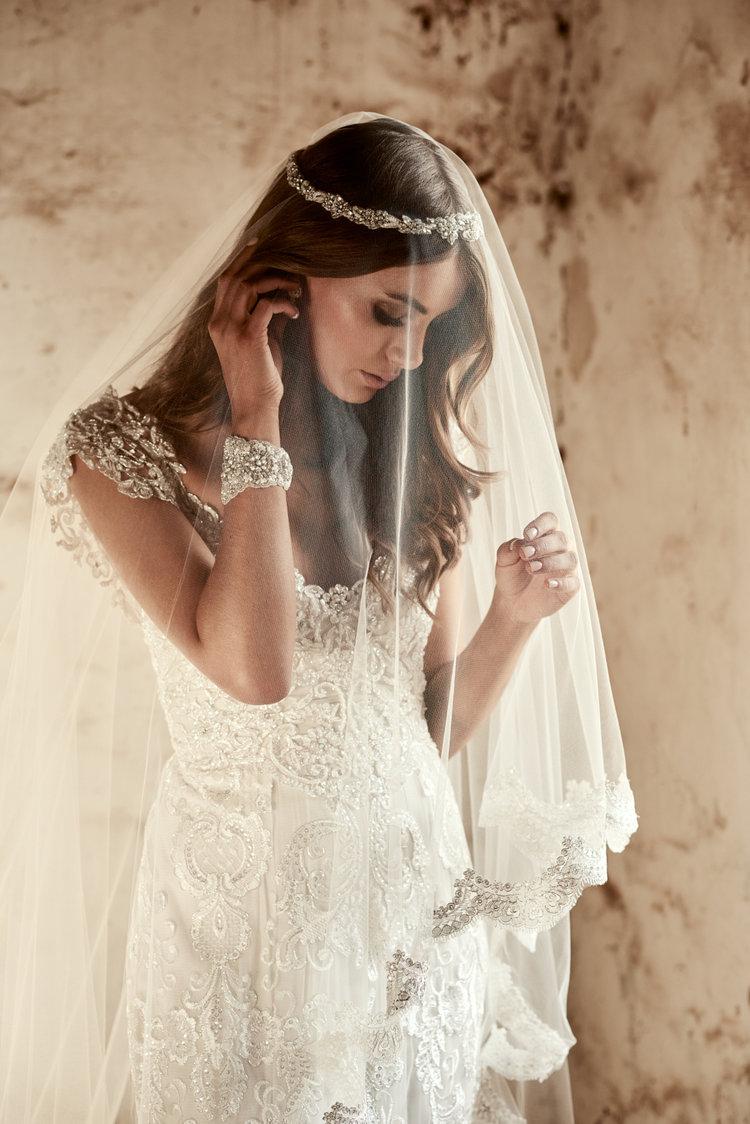 De accessoires en sieraden bij je trouwjurk