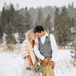 Tips voor een winter bruiloft