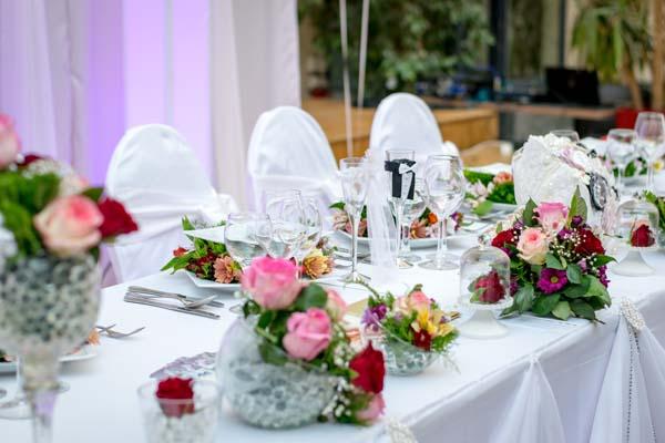 Bruidstafel kosten bruiloft