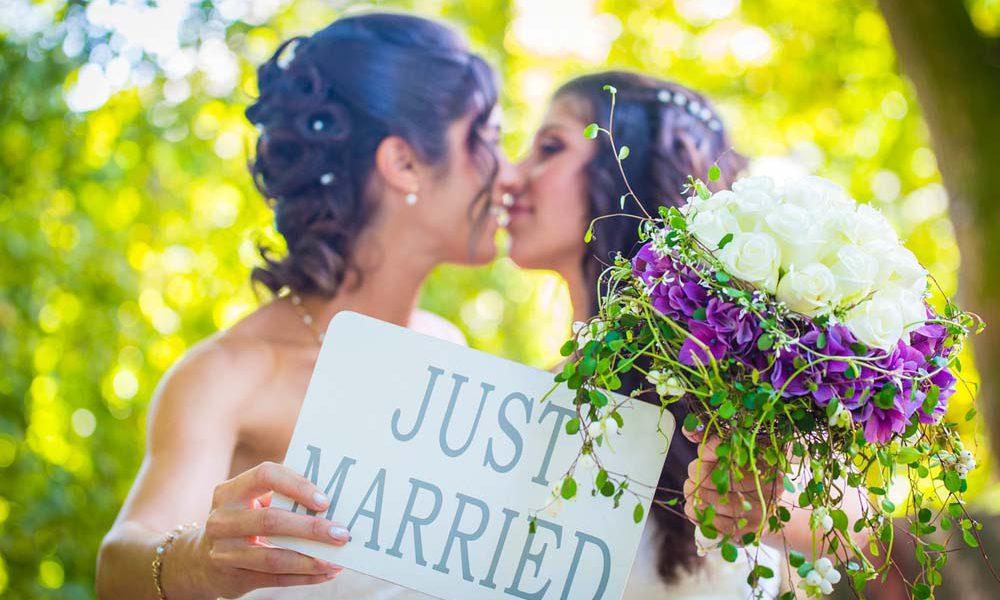 Tips voor een lesbische bruiloft