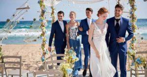 Trends voor de bruidegom