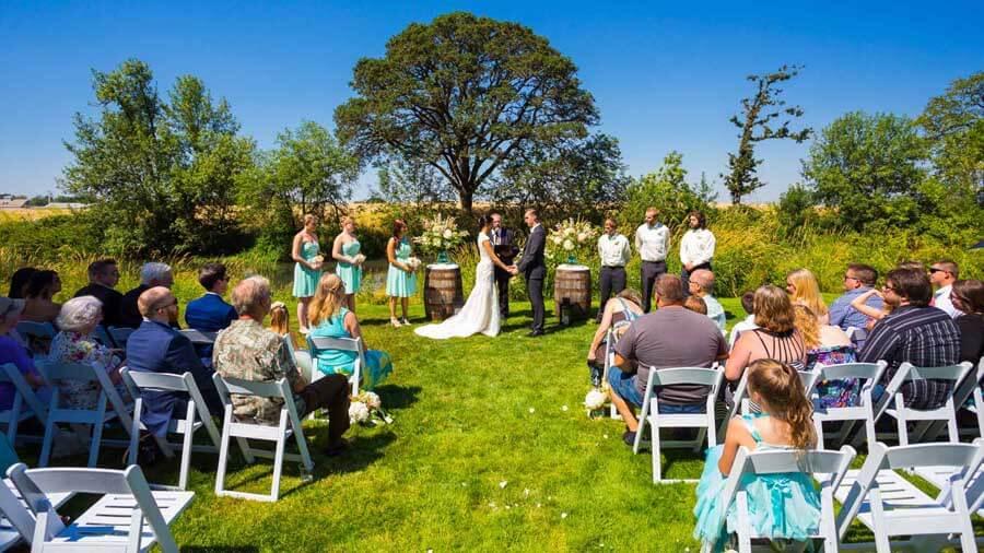 Checklist en vragen voor de trouwlocatie