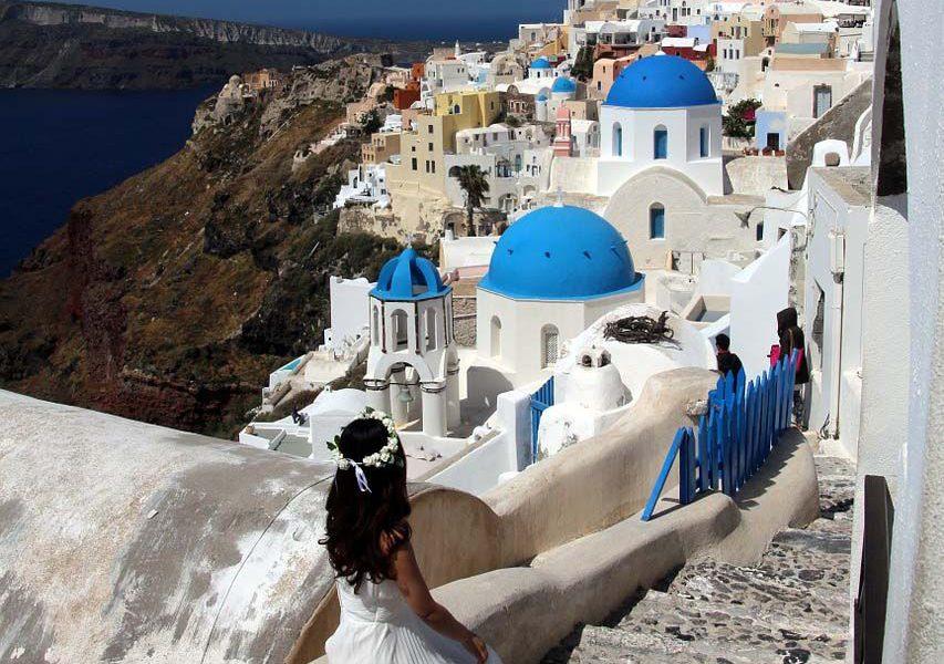 Top 5 mooiste eilanden om te trouwen op Griekenland