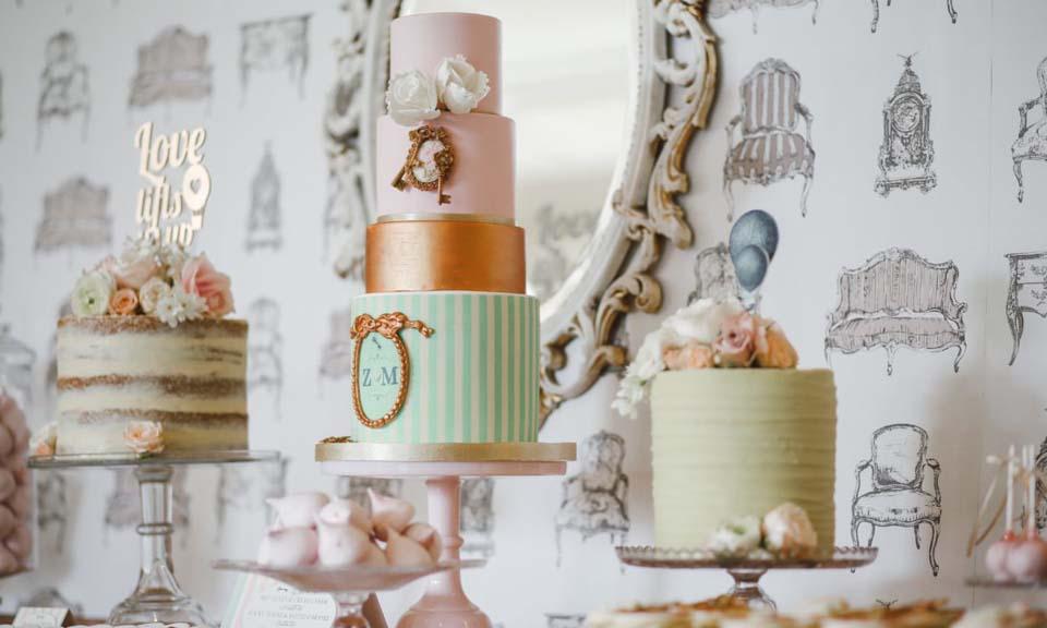 5 populaire bruidstaarten trends 2020