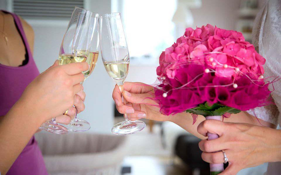 10 dingen die je niet moet doen op je trouwdag