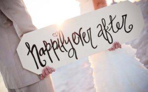 dag na de bruiloft