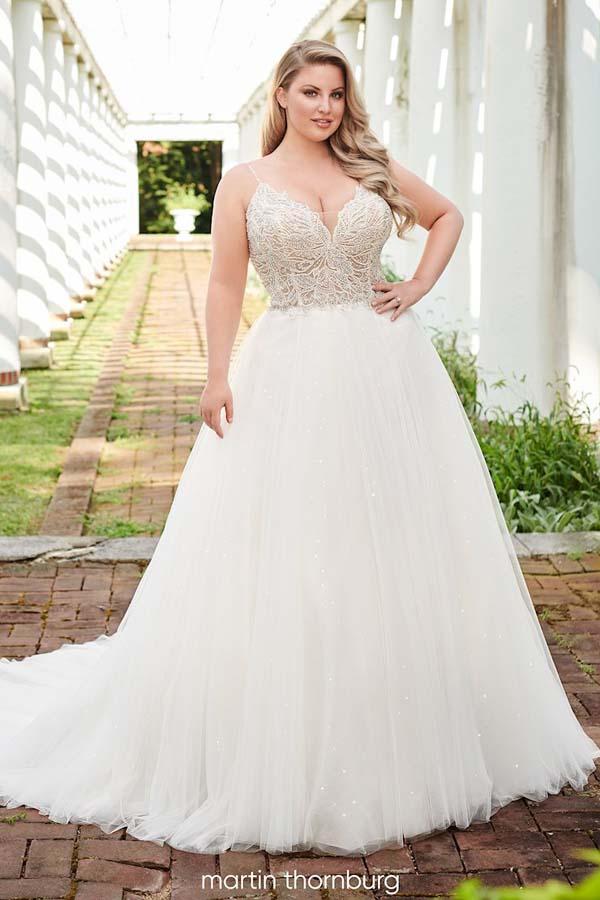 Mon Cherie bruidsmode trouwjurken