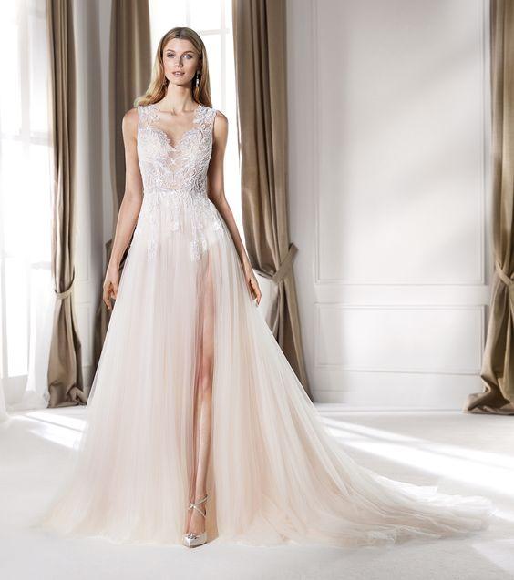 Nicole bruidsmode trouwjurken
