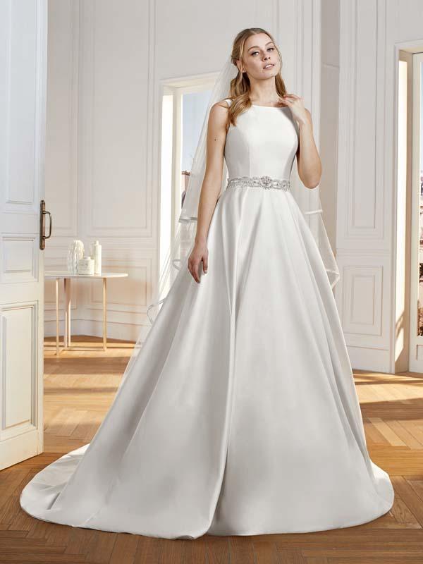 San patrick trouwjurken bruidsmode