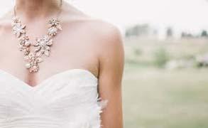 Sieraden-bruid