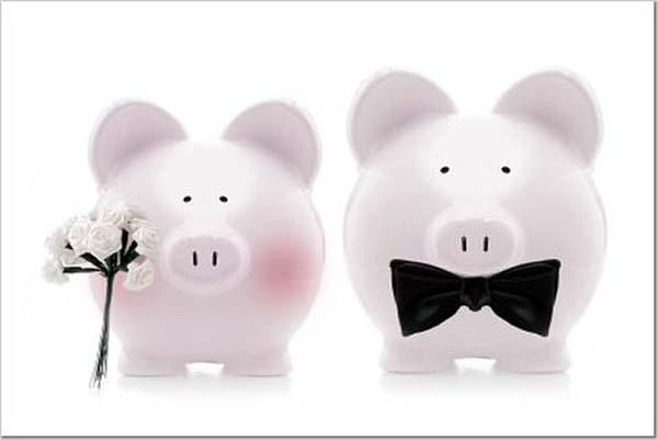 Budget voor de bruiloft