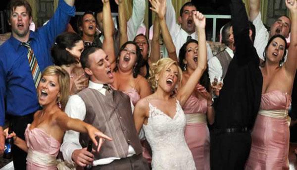 DJ zangeres of band op jullie bruiloft