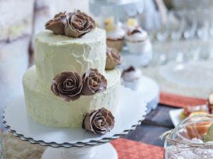 Voorbeelden bruidstaarten