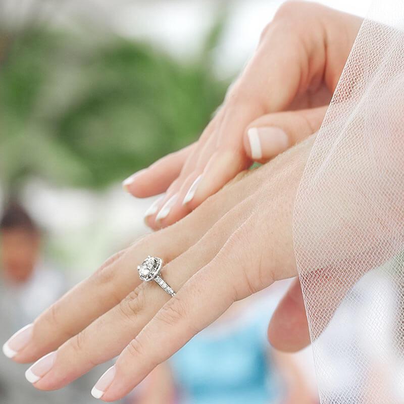 Bijzondere trouwring