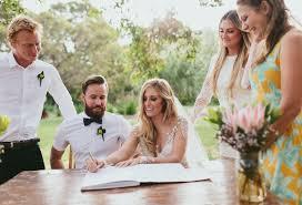 Getuigen huwelijk