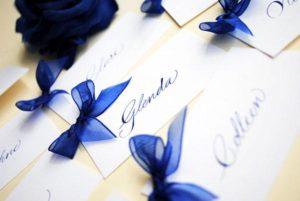 kaartjes Kalligrafie bruiloft