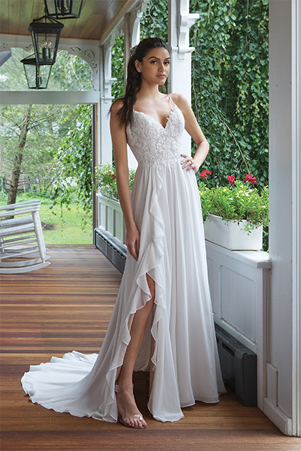 Sweetheart trouwjurken bruidsmode
