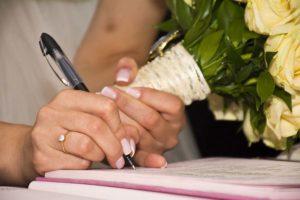 Wettelijke regels trouwen