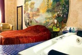 Bruidssuite hotel Delft