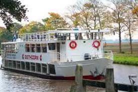 Partyschip Giethoorn