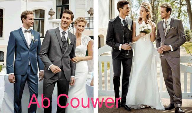 Ab Couwer gelegenheids kleding