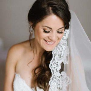 Geef glans aan je bruidsmake-up