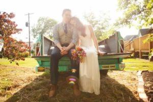 boeren-bruiloft thema