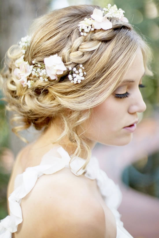 Bohemian Bruidskapsel